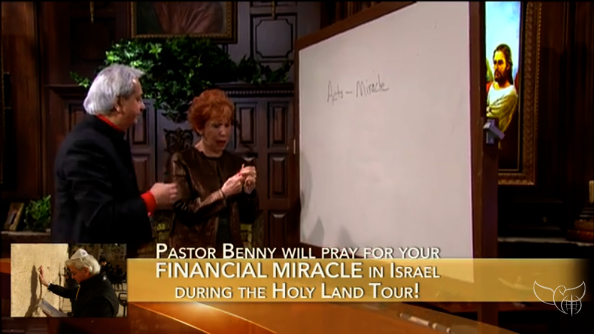 Benny Hinn – Finding Jesus in Every Book of the Bible, Part 5